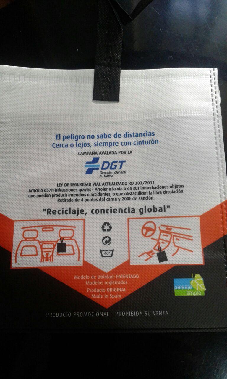 DGT Al volante juega limpio